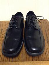 NEW Rockport Men's Evander Black Waterproof Leather Shoes K71057 Size 13 M
