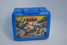 Vintage Aladdin 1994 Marvel Comics Wildcats Lunchbox Jim Lee no thermos