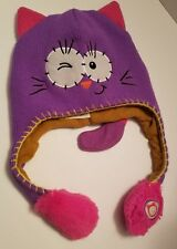 IdealVillage HAT  CAT w dangling Ears and Tail  NICE!