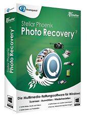 Photo Recovery 7  Wiederherstellen Die Multimedia-Rettungssoftware f. WIN CD/DVD