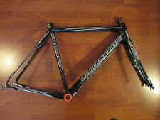 CANNONDALE SUPER SIX EVO BALLIS TEC HI MOD CARBON ROAD BIKE FRAME SET 52 CM