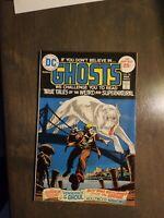 Ghost #36 FN-VF DC Comics 1975 DC Ghosts