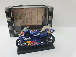 Ixo Yamaha YZR500 G. McCoy 2000 1:24 scale (damaged)