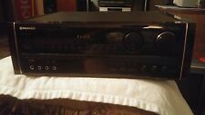 VINTAGE PIONEER ELITE VSX-99  damaged in shipping selling as part only or repair