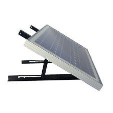 Estructura de soporte phaesun Mono axial uno para el montaje de un panel solar de hasta 110 W