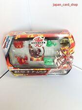 20292 AIR Sega Toys Bakugan BRAWLER GAME Pack GP-005 with DVD From JAPAN