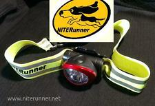 NITERunner Night Runner XT New 2015 Superbright Light with Reflective Waistband