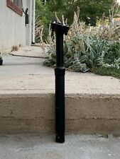 Bontrager Line Dropper Post (100mm / 31.6m) Seatpost Used