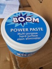 BOOM Power Paste White Clay based hard surface cleaning paste