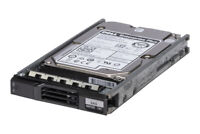 """Dell Compellent 600GB 10K 12Gb/s 2.5"""" SAS SFF HDD Hard Drive 33KFP In Caddy"""