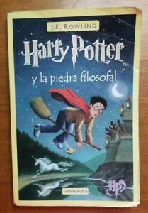 Harry Potter y la piedra filosofal [Spanish Edition]  Rowling, J.K.  Acceptable