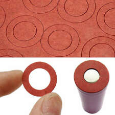 200X 18650 Battery Insulator Electrical Insulating Ring Adhesive Cardboard Paper
