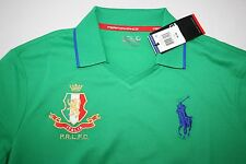 Ralph Lauren Men's Polo Shirt Size M Polo Sport Italia Gift for Him NWT
