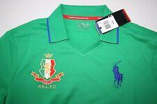 Ralph Lauren Men's Polo Shirt Polo Sport Italia Size XS Gift for Him NWT