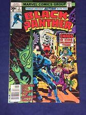 Black Panther #3  Marvel Comics 1977  Jack Kirby Bronze Rare!!