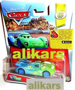 CARLA VELOSO - WGP Series, Brazil racer No 8 Disney Pixar Cars die-cast Mattel