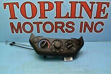 07-11 CHEVY AVEO A//C HEATER TEMPERATURE CLIMATE CONTROL