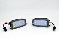 2x Error free bright white LED Under Mirror Puddle Light For volvo s60 2001-2003
