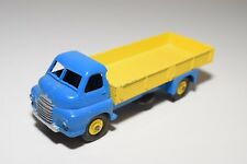 # DINKY TOY 522 BIG BEDFORD LORRY TRUCK BLUE WITH YELLOW EXCELLENT REPAINT