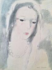 Lithographie de MARIE LAURENCIN