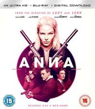 Anna 4k Ultra HD Blu-ray UK 4k BLURAY