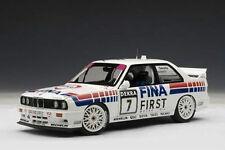 """1:18 AUTOART - BMW M3 DTM 1992"""" FINA """"Cecotto #7"""