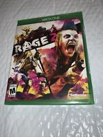 Xbox One Rage 2 Deluxe Edition Bethesda Brand New Sealed