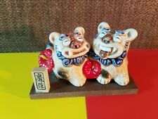 Cute Figural  Guardian Foo Fu Dogs