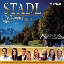 Stadl - Sommer 2014 - Sampler     3 CD Set Box NEU OVP