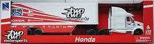 NewRay - Peterbilt US Race Truck Honda TwoTwo Motorsports 1:32 / Spur 1 Neu/OVP