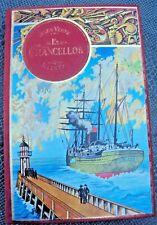 livre Jules Verne le chancellor 1975