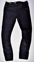G-STAR RAW, Arc Zip 3D Slim W31 L32 Stretch Jeans Schwarz
