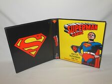 Custom Made 1966 George Reeve Superman Trading Card Binder Graphics Only