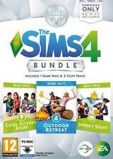 [Espansione Digitale] PC/MAC The Sims 4: Bundle Pack 2 Origin KEY - ITA