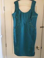 BNWT Julien Macdonald dress size 18 jewelled