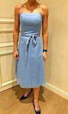 demoiselle d/'honneur etc Cruise Ball courses Goddiva Robe BAL Marine-Noir-Taille 10
