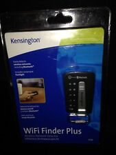 Kensington WiFi Finder Plus (33086) Brand New Sealed, Free Shipping