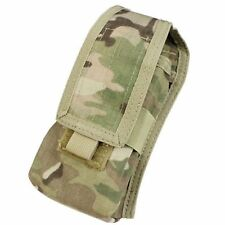 Condor Multicam MA9 MOLLE PALS L or R Antenna Radio Walkie Talkie Pouch Holster
