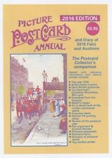PICTURE POSTCARD ANNUAL -  2016 Edition -   FREE POSTAGE IN UK