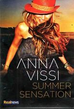 GREEK MUSIC / ANNA VISSI / SUMMER SENSATION /  PROMO CD / (2010)