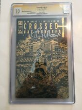Crossed + 100 #1 CGC 10 Signed by Alan Moore