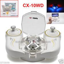US Cheerson CX-10WD TX 2.4Ghz WIFI FPV 4CH 6-Axis RC Quadcopter Drone HD Camera