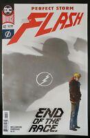 FLASH #42a (2018 DC Universe Comics) ~ VF/NM Book