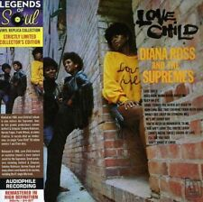 Diana Ross and The Supremes - Love Child CD