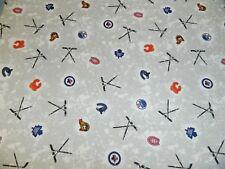 NHL HOCKEY CANADIAN TEAM LOGOS Twin Flat Bed Sheet soft Canada