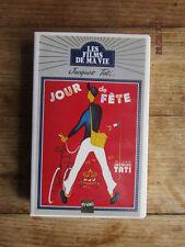 K7 VIDEO VHS JOUR DE FETE DE JACQUES TATI