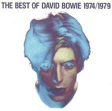 DAVID BOWIE - The Best Of David Bowie 1974/1979 - CD - 1998