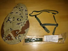 US ARMY HELMET PASGT COVER 6-color+ Headband & Cateyes & Chin Strap Desert Storm