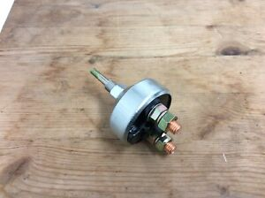 Land Rover Series One 1 Starter Switch / Solinoid 237540