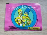 Panini 1 Tüte The Simpsons Series 1 Bustina Pack Sobres Packet Cromos Adhesivos